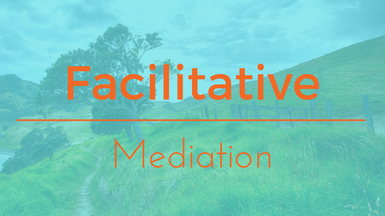 Facilitative Mediation conflict resolution process