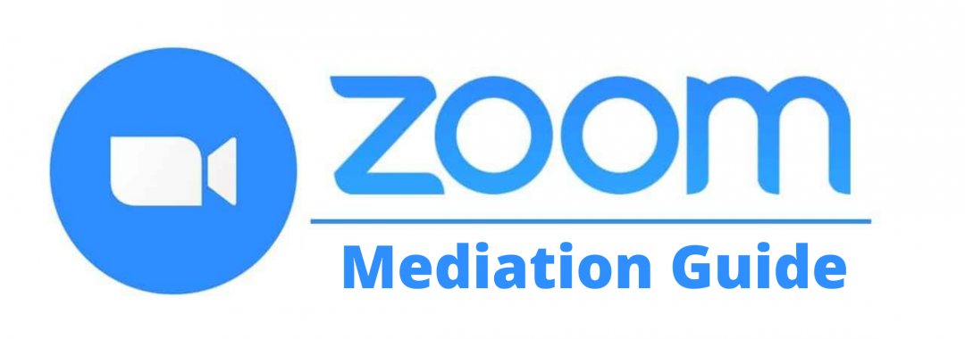Zoom Mediation Guide
